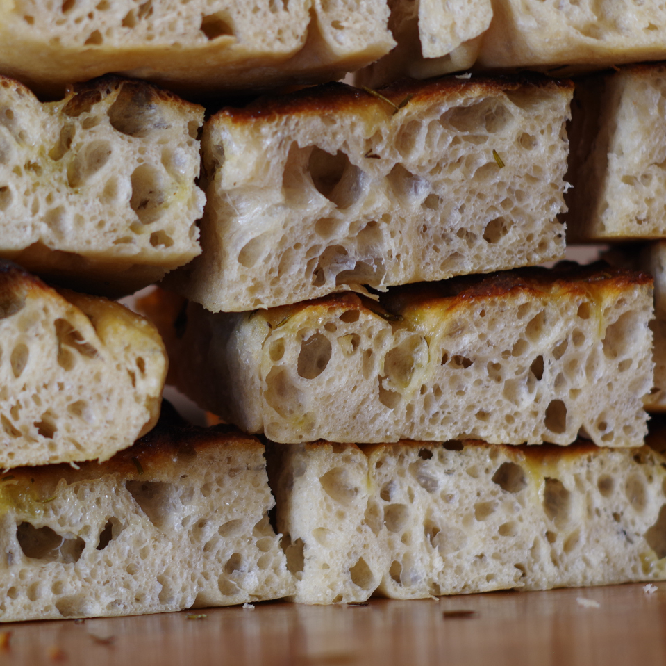 The Bakingtist Focaccia